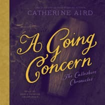 A Going Concern by Catherine Aird audiobook