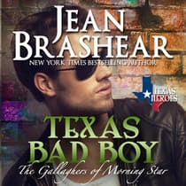 Texas Bad Boy by Jean Brashear audiobook