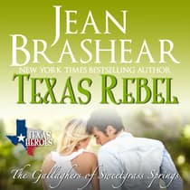 Texas Rebel by Jean Brashear audiobook