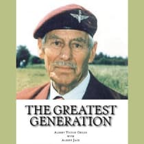 The Greatest Generation by Albert Childs audiobook