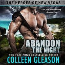 Abandon the Night by Colleen Gleason audiobook