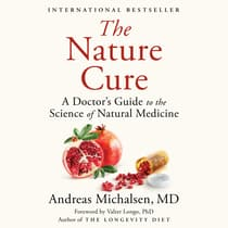 The Nature Cure by Andreas Michalsen audiobook