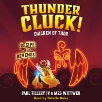 Thundercluck: Midnight Snack of Shadows by Paul Tillery audiobook