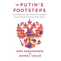 In Putin's Footsteps by Nina Khrushcheva audiobook