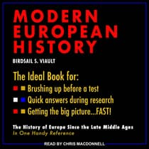 Schaum's Outline of Modern European History by Birdsall S. Viault audiobook
