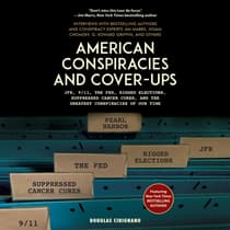 American Conspiracies and Cover-ups by Douglas Cirignano audiobook
