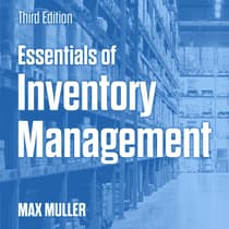 Essentials of Inventory Management by Max Muller audiobook