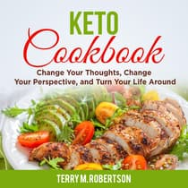 Keto Cookbook by Terry M. Robertson audiobook