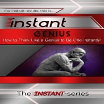 Instant Genius by The INSTANT-Series audiobook