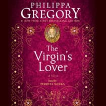 The Virgin's Lover by Philippa Gregory audiobook