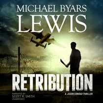 Retribution by Michael Byars Lewis audiobook
