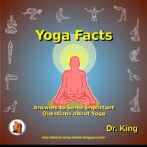 Yoga Facts by Dr. King  audiobook