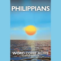 Philippians by Martin Manser audiobook