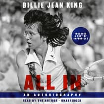 All Out by Billie Jean King audiobook