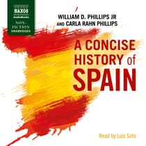 A Concise History of Spain by William D. Phillips audiobook
