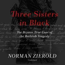 Three Sisters in Black by Norman Zierold audiobook