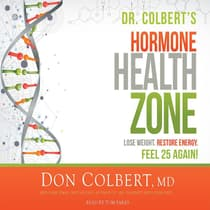 Dr. Colbert's Hormone Health Zone by Don Colbert audiobook