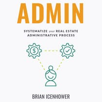 ADMIN by Brian Icenhower audiobook
