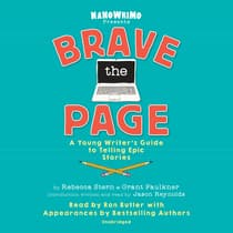 Brave the Page by Grant Faulkner audiobook
