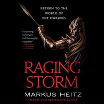 Raging Storm by Markus Heitz audiobook