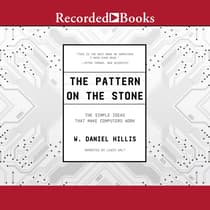 The Pattern on The Stone by W. Daniel Hillis audiobook