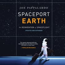 Spaceport Earth by Joe Pappalardo audiobook