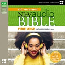 Pure Voice Audio Bible - New International Reader's Version, NIrV: Old Testament by Zondervan audiobook