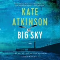 Big Sky by Kate Atkinson audiobook