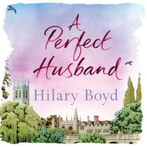 A Perfect Husband by Hilary Boyd audiobook