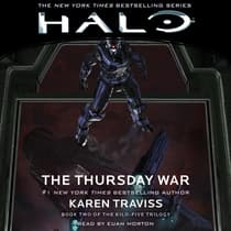 HALO: The Thursday War by Karen Traviss audiobook