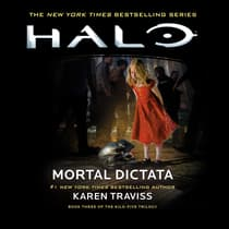HALO: Mortal Dictata by Karen Traviss audiobook