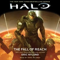 HALO: The Fall of Reach by Eric Nylund audiobook