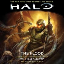 HALO: The Flood by William C. Dietz audiobook