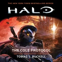 HALO: The Cole Protocol by Tobias S. Buckell audiobook