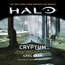 HALO: Cryptum by Greg Bear audiobook