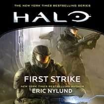 HALO: First Strike by Eric Nylund audiobook