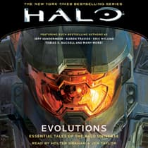 HALO: Evolutions by various authors audiobook
