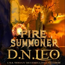 Fire Summoner by D.N. Leo audiobook