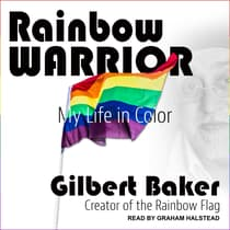 Rainbow Warrior by Gilbert Baker audiobook