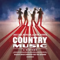 Country Music by Ken Burns audiobook