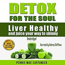 Detox for the Soul by Pennie Mae Cartawick audiobook