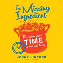 The Missing Ingredient by Jenny Linford audiobook