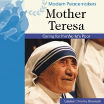 Mother Teresa by Louise Chipley Slavicek audiobook