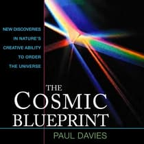 The Cosmic Blueprint by Paul Davies audiobook