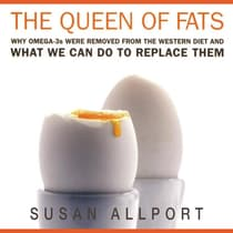 Queen of Fats by Susan Allport audiobook