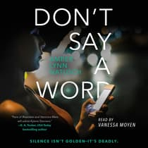 Don't Say a Word by Amber Lynn Natusch audiobook