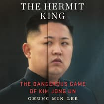 The Hermit King by Chung Min Lee audiobook