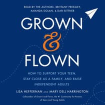 Grown and Flown by Mary Dell Harrington audiobook