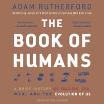 The Book of Humans by Adam Rutherford audiobook
