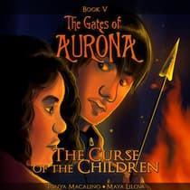 The Curse of the Children by Tonya Macalino audiobook